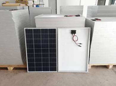 100W Polycrystalline Solar Panel - AA Grade