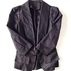 Nana Black Coat