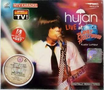 VCD KARAOKE HUJAN Live At Planet Hollywood