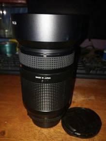 Lense nikon 70-210mm