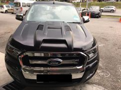 Ford Ranger T6FL T7 Bonnet Scoop abs