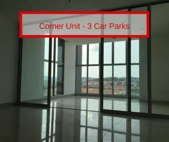 3 Car Park, Corner Unit, Developer Unit [ Zero D/Payment ]