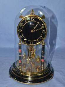 Kundo germany mechanical pendulum anniversary cloc