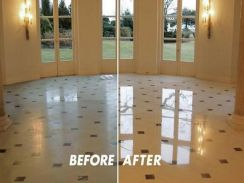 Marble Polishing and Cleaning Services