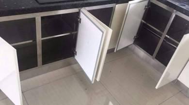 Pintu Kitchen Cabinet Salak Tinggi