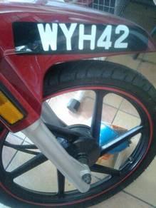 Demak Nice Plate Number