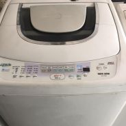 Toshiba 9kg washing machine mecin basuh