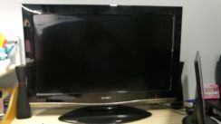 32 inches SHARP LCD TV