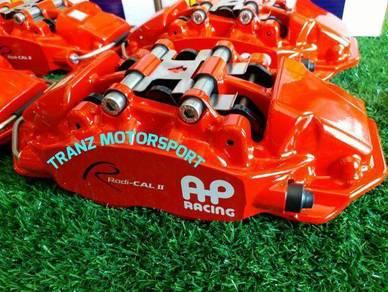 Brembo ap racing radi-cal 2 cp 9540 big 4 pot