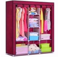 Multifunctional Assorted Colours Clothes Wardrobe