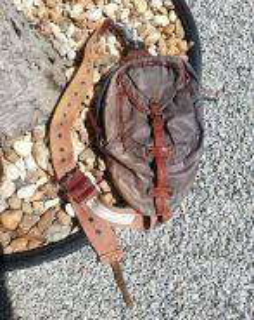 Sling bag cross body tough