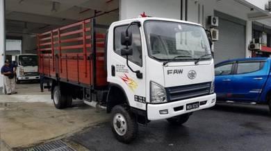 FAW Tiger V (5000 kg - 7500kg)