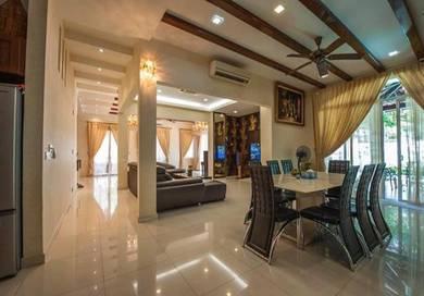 E&O Terrace Corner, Seri Tanjung Pinang, Swimming Pool, Reno, Furnish