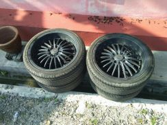 17 Inch Sport Rim with Tyre
