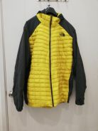 Northface Thermoball Hybird Yellow Jacket