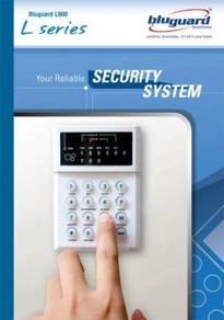 Bluguard alarm system office house