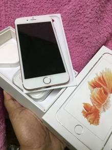 IPhone 6s 128gb g rosegold
