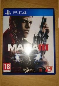Mafia III - PS4 Game ( Playstation 4)