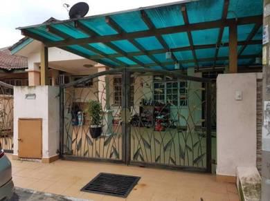 Single Stry Corner House Puncak Alam