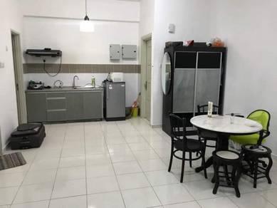 [Studio] I Residence, Kota Damansara, Segi, Fully Furnish, 1 carpark