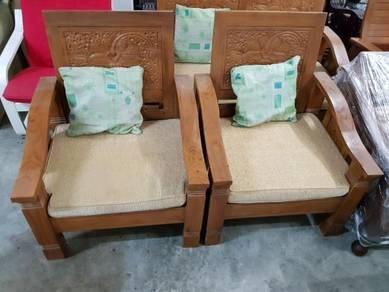 Sofa Jati 2 1 1 seater