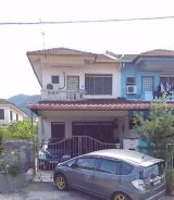 Double storey at Ipoh - Near to Highway, Econsave, Schools