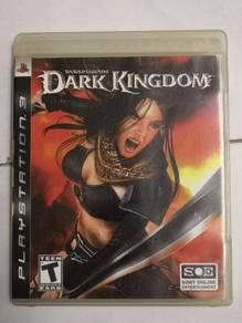 PS3 Untold Legend Dark Kingdom
