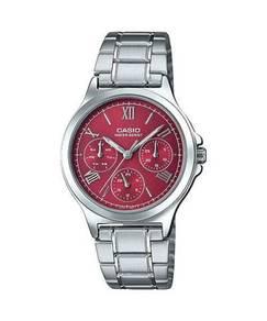 Watch- Casio Ladies Date LTPV300D-4A2 -ORIGINAL