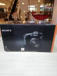 Sony slt-a77 mark ii with 16-50mm f2.8 ssm kit