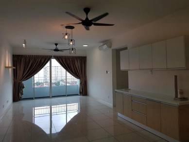 Rumah Sewa Twin Residences / Tampoi / 3 Bedrooms / Near CIQ / Low Ren