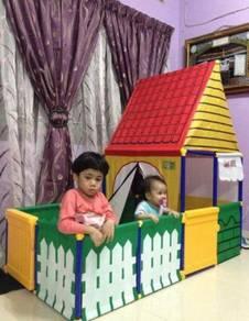 Sunny Play House Tent - hot01