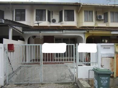Kepong ( jalan segambut sri sinar ) 2 storey house Rent