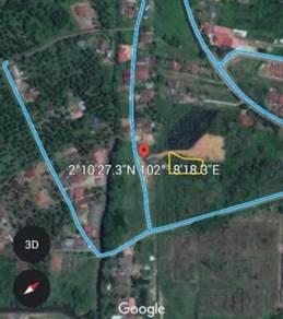 Tanah di Alai untuk dijual
