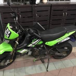 2012 Kawasaki KSR 110