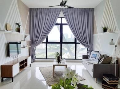 Brand new: Conezion Residence Putrajaya IOI - Fully furnished 3R2B