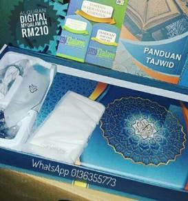 AlQuran Digital / Pen Digital Quran A4