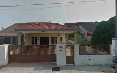 (FOR SALE) Semi-D Single Storey House Kubang Buaya, Kuantan