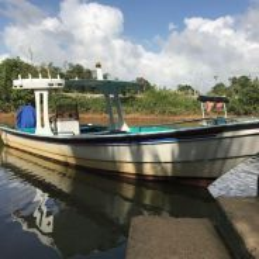 Boat 27ft engine 115 yamaha