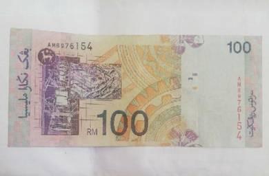 Rm 100 Gabenor Yang Ke-6 Malaysia