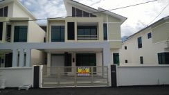 2 Storey Semi-Detached House at Taman Perak, Kampar