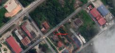 Kempas Baru 22561sq/f Land for rent