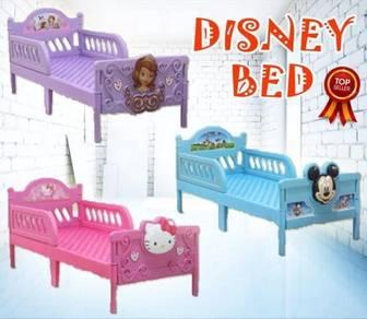 Kids single disney bed frame 4r.2ce-44b