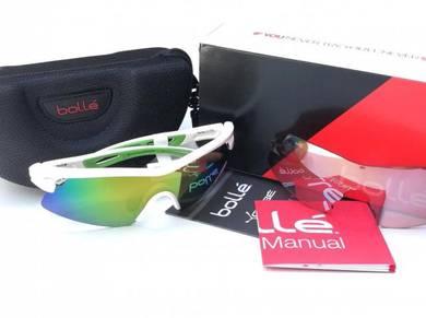 Bollé Vortex sunglasses + Photochromic lense