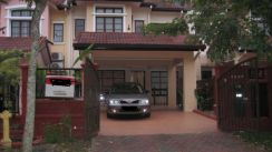 Bukit Jelutong, Jln Adang, Shah Alam, Double Storey Link House