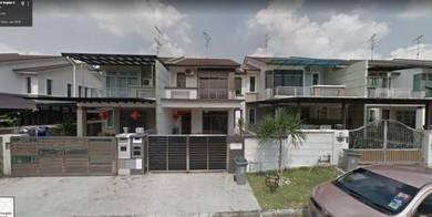 24x80 Double Storey Terrace House Impian Height/Impian Emas/Skudai