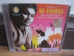 CD The Best of AR Rahman