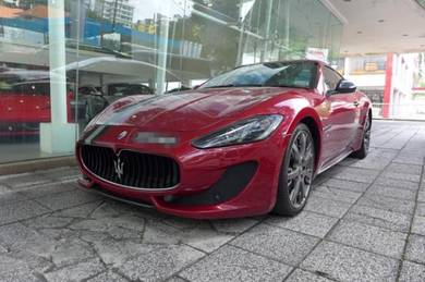 Used Maserati GranTurismo for sale