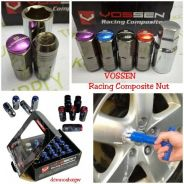 Vossen Racing Composite Nut Metal besi