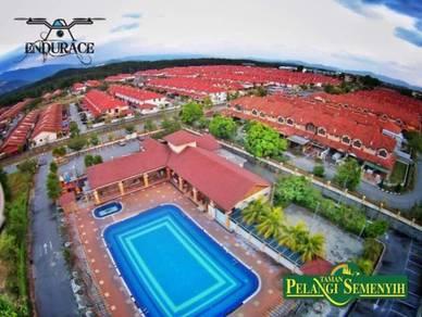 1K Deposit Full Loan Double Storey Terrace Taman Pelangi Semenyih 1