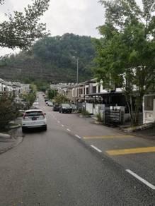 Double storey terrace sierra ukay perdana Ampang for sale